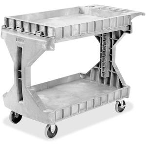 Image for Akro-mils / Myers Industries, Inc Akro-mils Procart Utility Cartridge - 400 Lb Capacity - Plastic Foam - 45 Width X 24 Depth X 35 Height - Gray