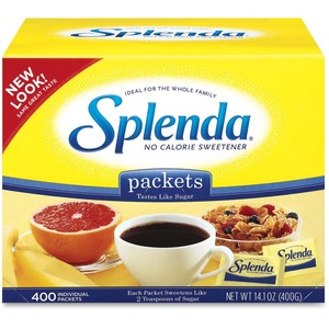 400 Count Splenda Sweetener