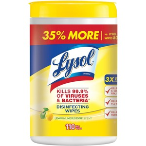 Lysol Disinfecting Wipes RAC78849EA