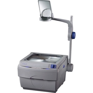 Apollo Horizon 2 Overhead Projector - Open - Doublet - 2000 lm - Gray