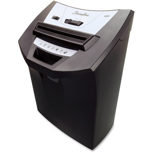 Swingline ShredMaster Personal SC170 Shredder - Strip Cut - 12 Per Pass - 5.5 Gallon Wastebasket