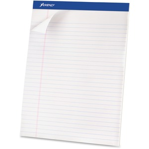 Ampad Perforated Writing Pad ESS20360