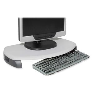 Kantek Monitor Stand with Keyboard Storage