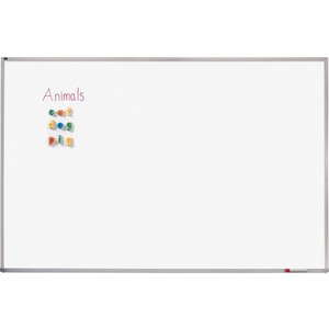 Quartet Dry Erase Board - 4' x 3' - Anodized Aluminum Frame