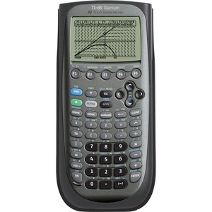 Texas Instruments TI-89 Titanium Graphing Calculator TEXTI89TITANIUM