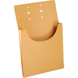 "Esselte Pendaflex Kraft Retention Jacket - 0.75"" Expansion - 8.5"" x 14"", 8.5"" x 11"" - Legal, Letter - 100 / Box - Manila"