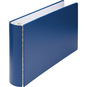 Wilson Jones Steel Back 3-Ring Vinyl Binder WLJ34690NB