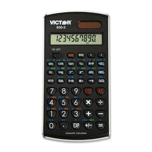 Victor 930-2 Scientific Handheld Calculator VCT9302