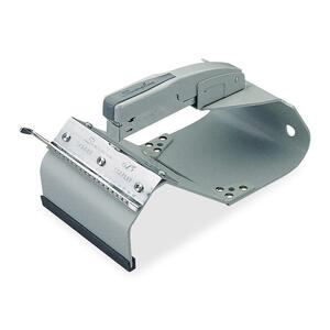 "Swingline 615 Saddle Stapler - Heavy Duty Stapler - 25 Sheets Capacity - 180 Staple Capacity - 1/4"" Staple Size - Gray"