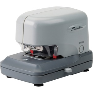 Swingline 690E Electric Cartridge Stapler - Electric Stapler - 30 Sheets Capacity - 5000 Staple Capacity - Gray