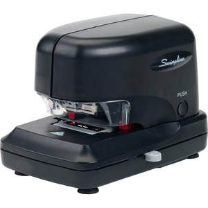 Swingline 690E Electric Cartridge Stapler - Electric Stapler - 30 Sheets Capacity - 5000 Staple Capacity - 1/4&quot; Staple Size - Black