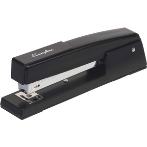 Swingline 747 Classic Stapler - Desktop Stapler - 20 Sheets Capacity - 210 Staple Capacity - 1/4&quot; Staple Size - Black