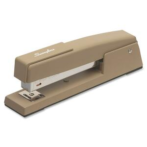 Swingline 747 Classic Desktop Stapler - Desktop Stapler - 20 Sheets Capacity - 210 Staple Capacity - 1/4&quot; Staple Size - Beige
