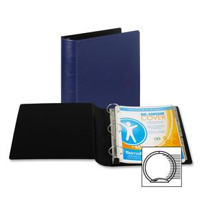 Samsill Contour Heavy-Duty Locking Ring Binder SAM17462