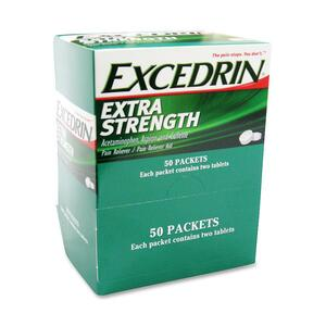 Excedrin Extra-strength Single Dose Packets ACM13248