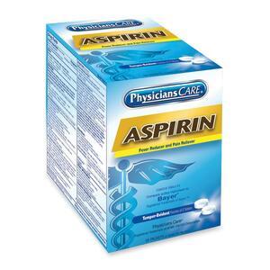 PhysiciansCare Physicians Care Aspirin Single Pack
