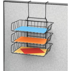 Wire Partition Additions Triple Tray