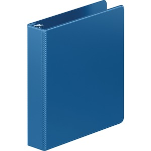 Wilson Jones Heavy Duty DublLock D-Ring Binder WLJ38434BL