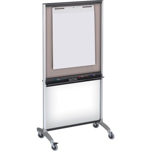 Quartet 3-In-1 Easel Mobile Display Easel QRT500TE