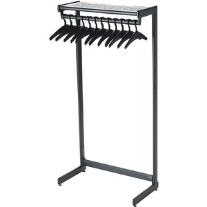 One-Shelf Garment Rack