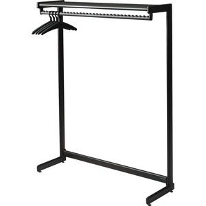 One Shelf Garment Rack