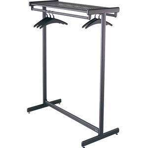 Double Sided Garment Rack