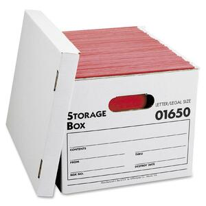 Sparco File Storage Box SPR01650