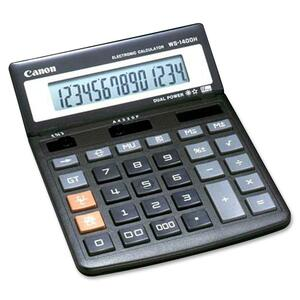 Canon WS1400H Tilt Display Calculator CNMWS1400H