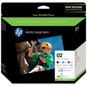 HP 2 Print Cartridge/Paper Kit HEWQ7964AN