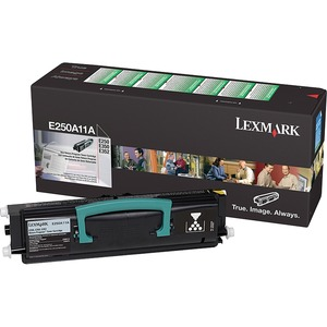 Lexmark Black Toner Cartridge LEXE250A11A