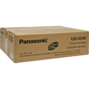 Panasonic Black Toner Cartridge PANUG5540