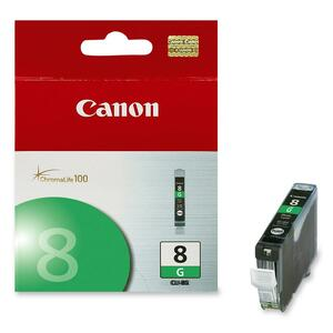 Canon CLI-8 Green Ink Tank For PIXMA Pro 9000 Printer CNMCLI8G