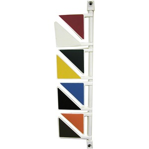 Unimed-Midwest Exam Room Triangular Status Signal Flag DSRDRSP024604