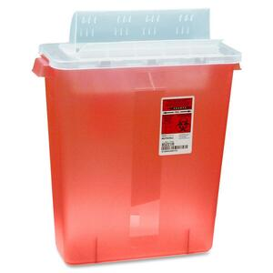 Covidien Kendall Sharp Container with Lid CVDSTRT10021R