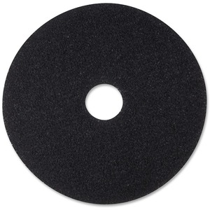 3M Black Stripper Pad - 5 / Carton - Black