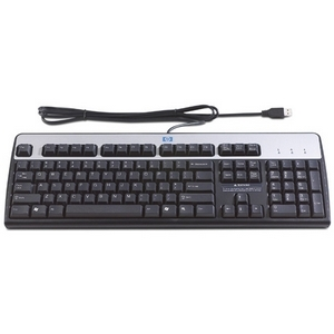Hewlett Packard USB Standard Keyboard French Canadian