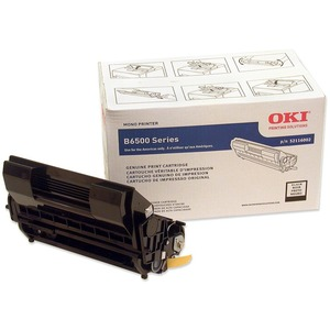 Oki High Capacity Black Toner Cartridge OKI52116002