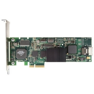 LSI 3WARE 9650SE-4LPM Kit 4-PORT 3GB/S SATA PCIe 256MB