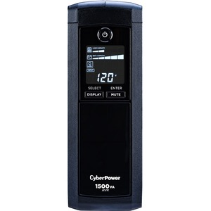CyberpowerPC CyberPower Intelligent LCD CP1500AVRLCD 1500VA UPS - CYBER POWER - CP1500AVRLCD at Sears.com