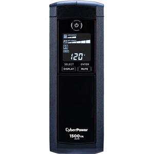 CyberPower CP1500AVRLCD 1500VA GreenPower AVR LCD UPS System