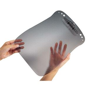 PM Preventa Antimicrobial Translucent Clipboard PMC04951