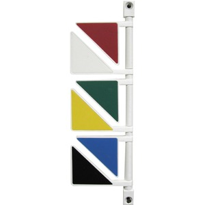 Unimed-Midwest Exam Room Triangular Status Signal Flag DSRDRSP024603