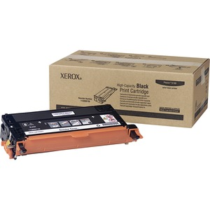 Xerox High Capacity Black Toner Cartridge - Laser - Black