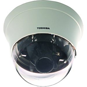 Toshiba IK-DF02A Day/Night Mini-Dome Camera