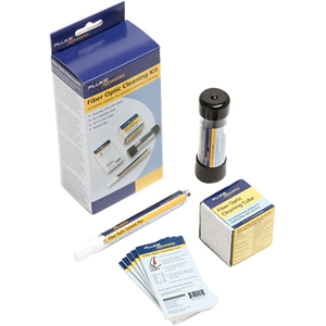 Fluke Networks Fiber Optic Cleaning Kit