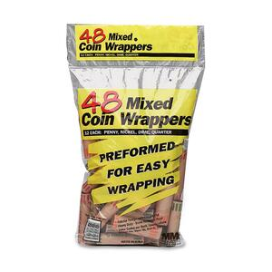 Assorted Coin Wrappers