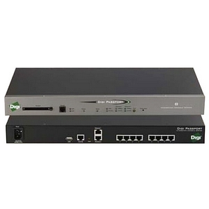 Digi Passport 8-Port Console Server with Modem