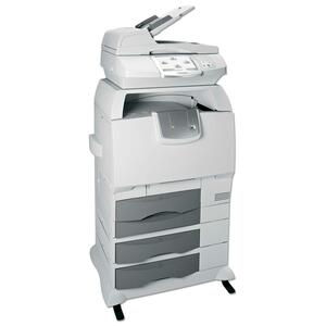 Lexmark X782E Laser Multifunction Printer - Color - Plain Paper Print - Desktop LEX21J0429