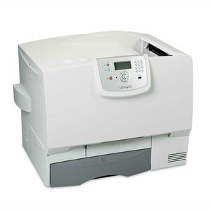 Lexmark C780N Laser Printer - Color Laser - 35 ppm Mono - 31 ppm Color - 2400 x 600 dpi - USB - Fast Ethernet - PC, Mac, SPARC