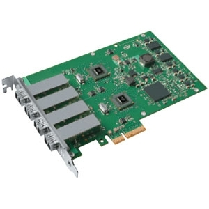 Intel Server Network Adapter Quad Port PRO/1000 Pf Gigabit Ethernet 1000BASE-SX PCI Express X4